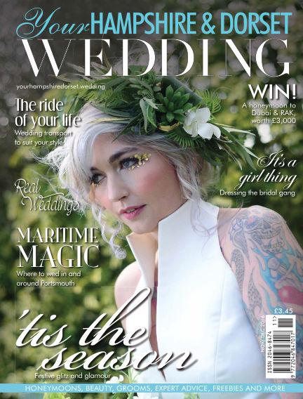 Your Hampshire & Dorset Wedding January 22, 2017 00:00