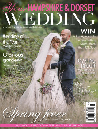 Your Hampshire & Dorset Wedding Issue 55