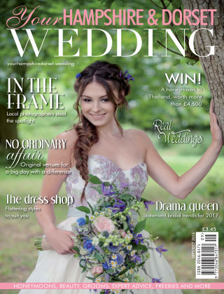 Your Hampshire & Dorset Wedding Issue 58