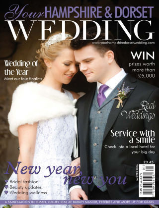 Your Hampshire & Dorset Wedding Issue 54