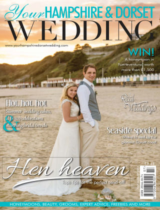 Your Hampshire & Dorset Wedding Issue 57