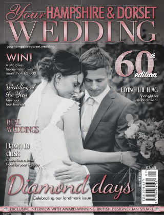 Your Hampshire & Dorset Wedding Issue 60