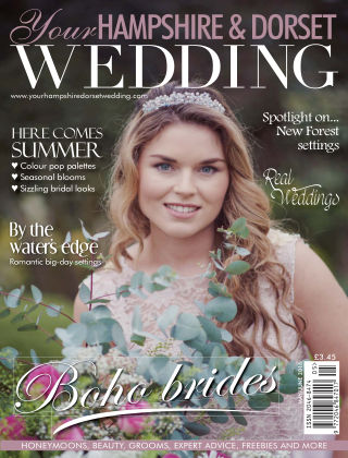 Your Hampshire & Dorset Wedding Issue 56