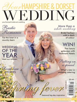 Your Hampshire & Dorset Wedding Issue 61