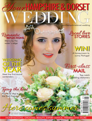 Your Hampshire & Dorset Wedding Issue 62