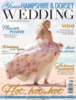 Your Hampshire & Dorset Wedding Issue 63