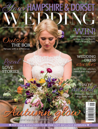 Your Hampshire & Dorset Wedding Issue 64