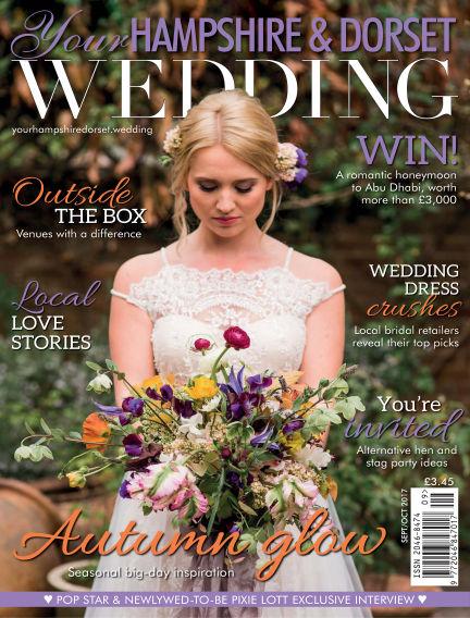 Your Hampshire & Dorset Wedding August 25, 2017 00:00