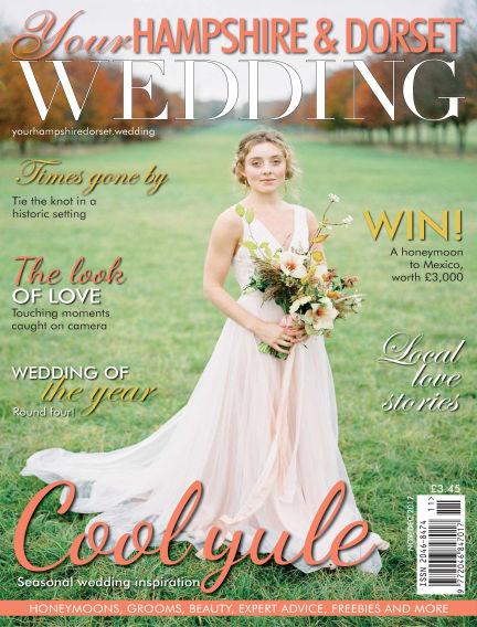 Your Hampshire & Dorset Wedding October 27, 2017 00:00