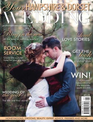Your Hampshire & Dorset Wedding Issue 66
