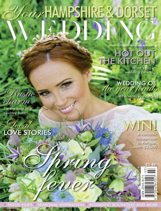 Your Hampshire & Dorset Wedding Issue 67