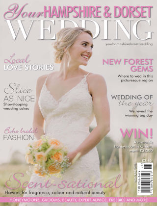 Your Hampshire & Dorset Wedding Issue 68