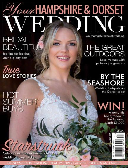 Your Hampshire & Dorset Wedding June 28, 2018 00:00