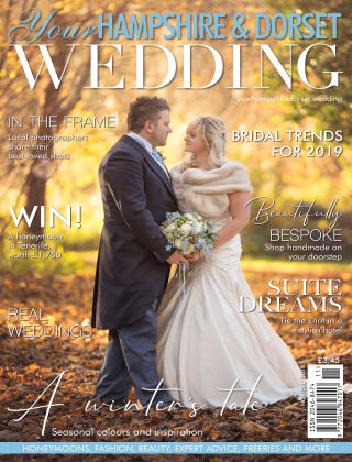 Your Hampshire & Dorset Wedding November December