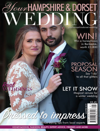 Your Hampshire & Dorset Wedding Jan Feb 2019