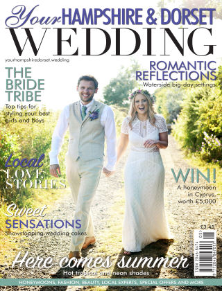 Your Hampshire & Dorset Wedding May June 2019