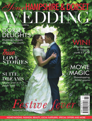 Your Hampshire & Dorset Wedding Nov/Dec 2019