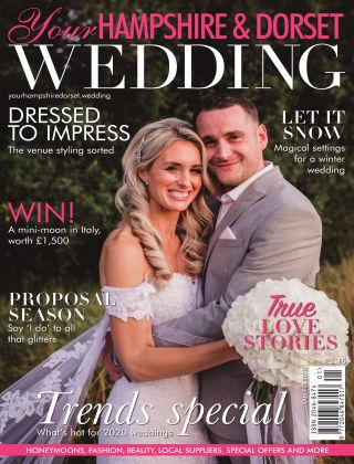 Your Hampshire & Dorset Wedding Jan/Feb 2020