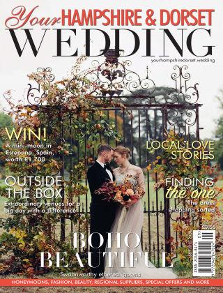 Your Hampshire & Dorset Wedding September/October