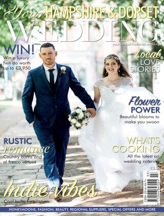 Your Hampshire & Dorset Wedding March/April 2021