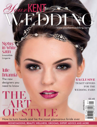Your Kent Wedding Issue 64