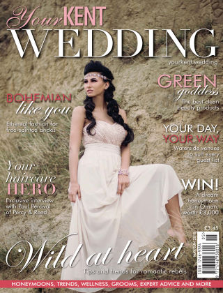 Your Kent Wedding Issue 78