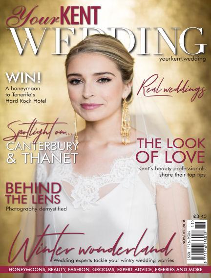 Your Kent Wedding November 02, 2018 00:00