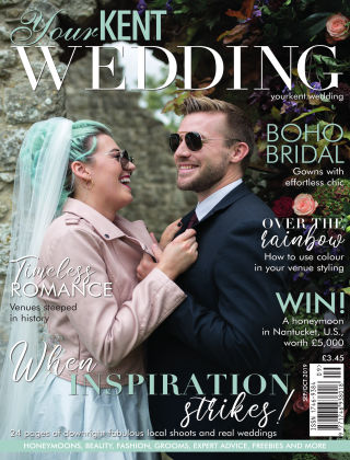 Your Kent Wedding September/October