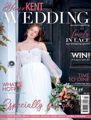 Your Kent Wedding March/April 2021