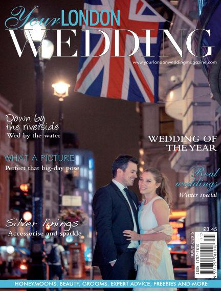 Your London Wedding January 16, 2017 00:00