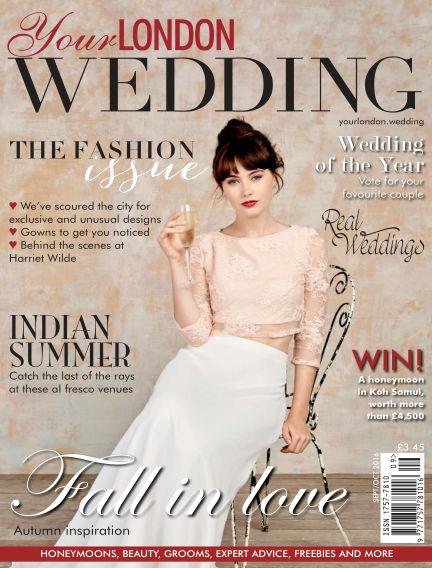Your London Wedding January 21, 2017 00:00