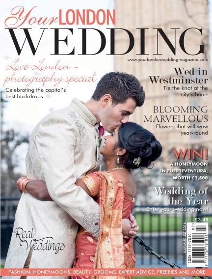 Your London Wedding January 20, 2017 00:00