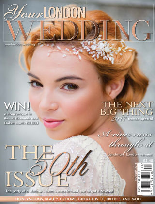 Your London Wedding Issue 50
