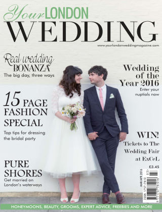 Your London Wedding Issue 46