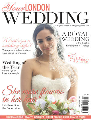 Your London Wedding Issue 47