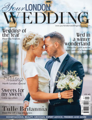 Your London Wedding Issue 45