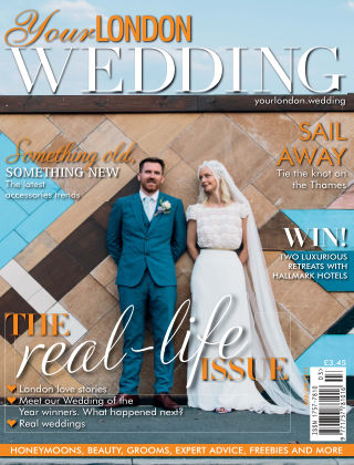 Your London Wedding Issue 52