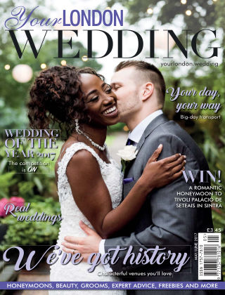 Your London Wedding Issue 53