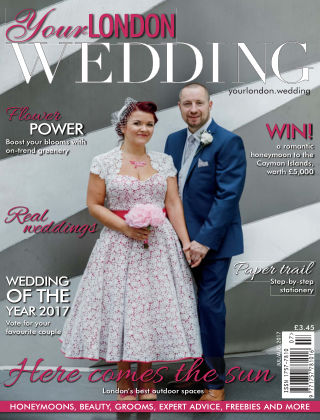 Your London Wedding Issue 54