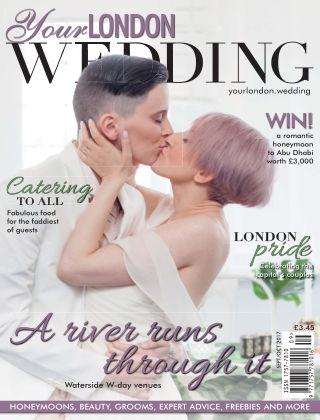 Your London Wedding Issue 55