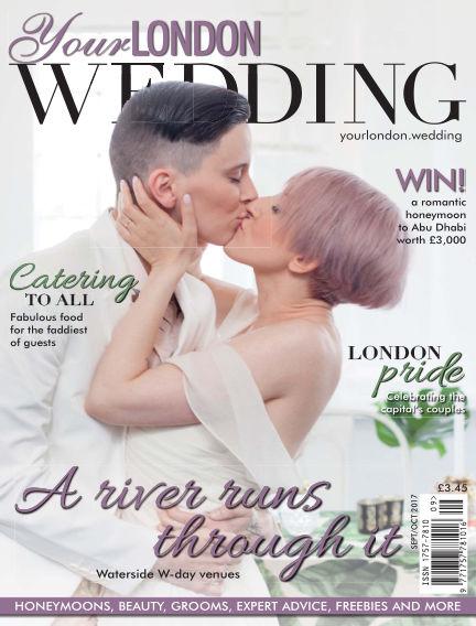 Your London Wedding September 01, 2017 00:00