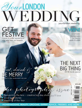 Your London Wedding Issue 56