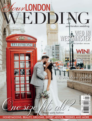 Your London Wedding Issue 57