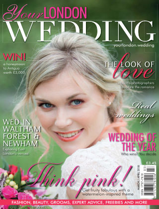 Your London Wedding Issue 58