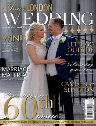 Your London Wedding JulyAugust