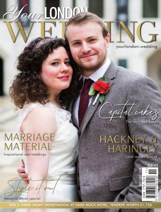 Your London Wedding November December