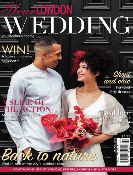 Your London Wedding July 10, 2020 00:00
