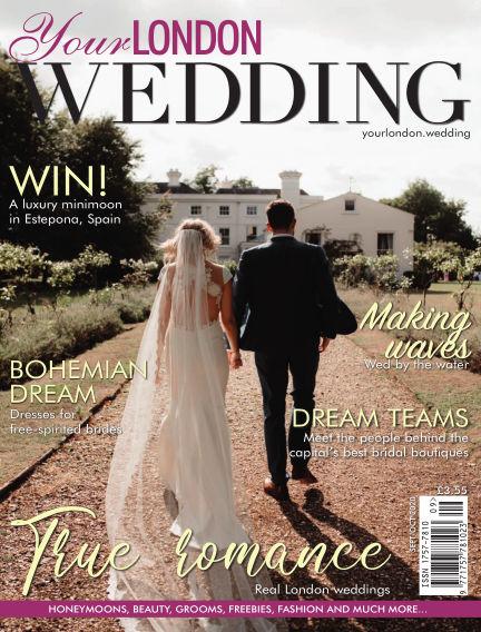 Your London Wedding September 04, 2020 00:00
