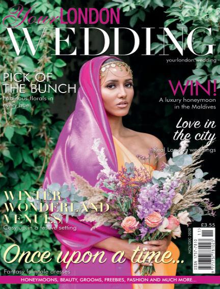 Your London Wedding November 06, 2020 00:00
