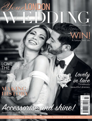 Your London Wedding March/April 2021